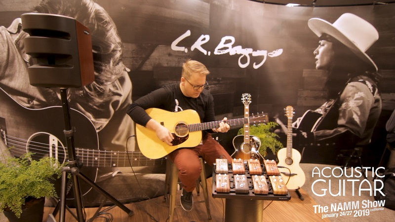 acoustic guitar giveaway 2019 l r baggs debuts new align series pedals at winter namm 4371