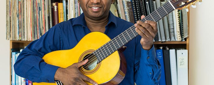 Yamaha CG-TA nylon-string guitar