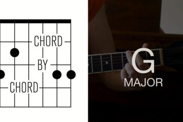 8 ways to play g major on guitar chord by chord