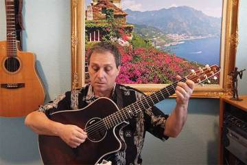 Peppino D'Agostino alternate tuning for gorgeous chord voicing guitar lesson
