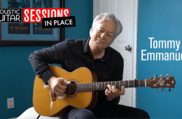 acoustic guitarist tommy emmanuel