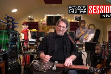 jerry douglass acoustic guitar sessions in place