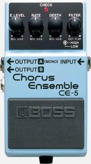 Boss Chorus Ensemble CE-5 effects pedal