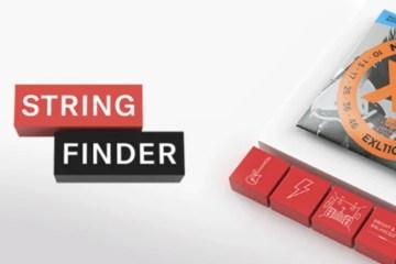D'Addario String Finder