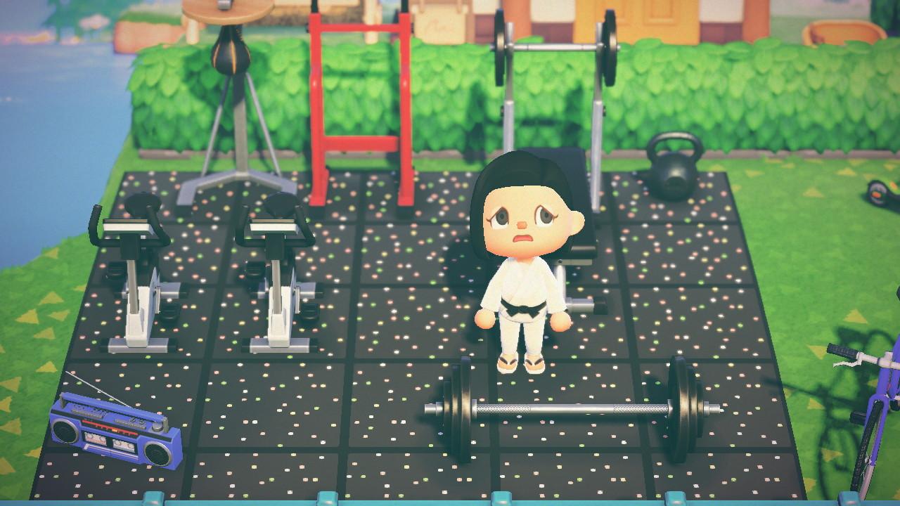 Gym Rubber Flooring Animal Crossing Pattern Gallery Custom Designs