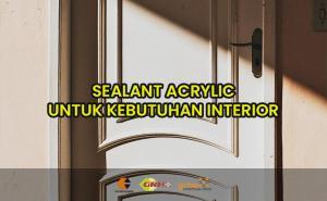 sealant acrylic