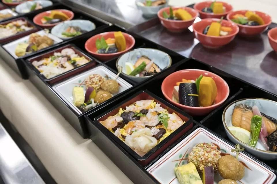 curso sushi e street food