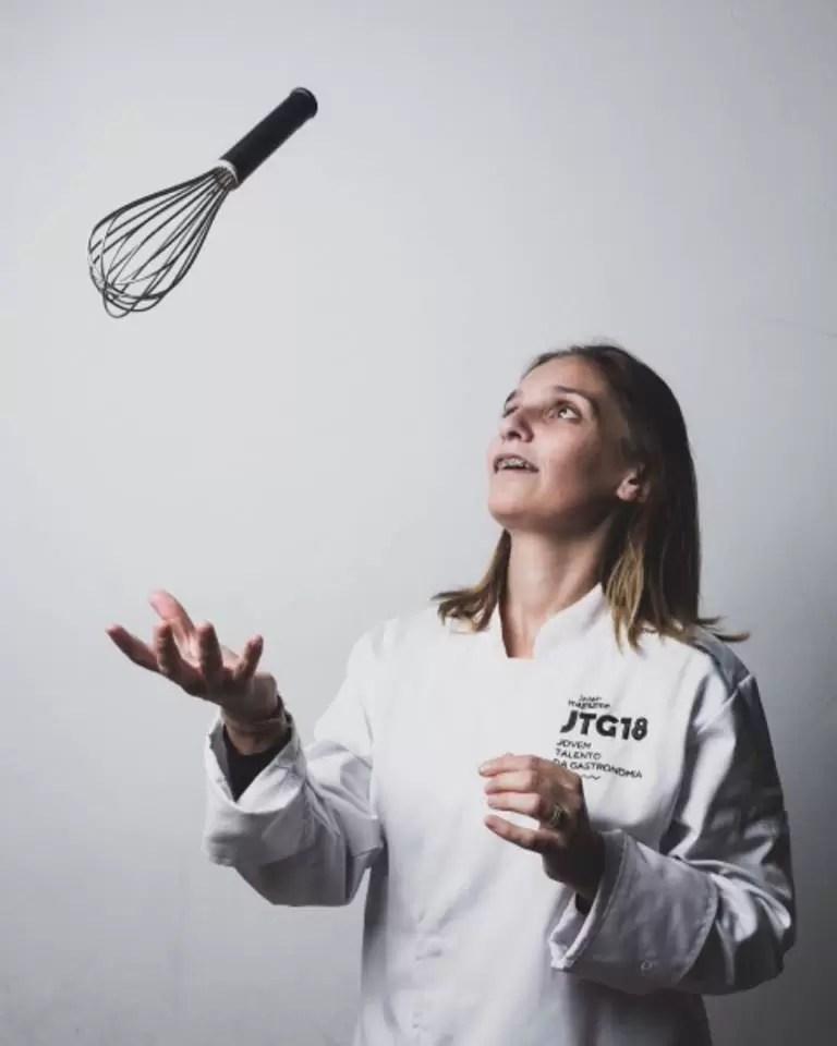Chef Andreia Moutinho