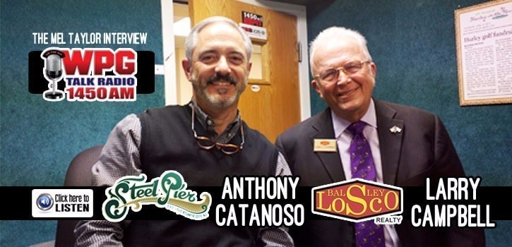 Jersey Shore Investments. Anthony Catanoso & Larry Campbell.