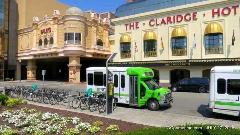 Best of AC Primetime – Bike Rental Vending at Claridge Hotel