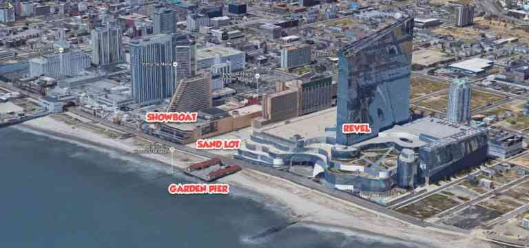 Playground Struggles As Blatstein Trys to Grab Another Pier in Atlantic City