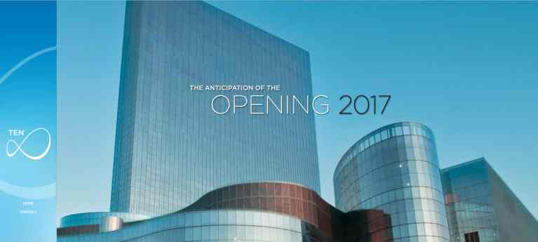 REVEL Rebound. Atlantic City Could Welcome 'TEN' in Early 2017