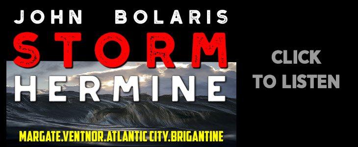 Bolaris Tracks Hermine Storm. LISTEN NOW
