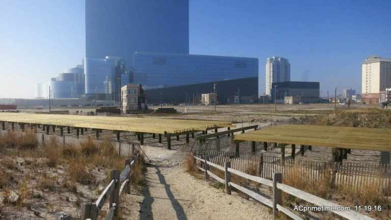 Atlantic City Casino & Gaming Business, Revenue Flat.