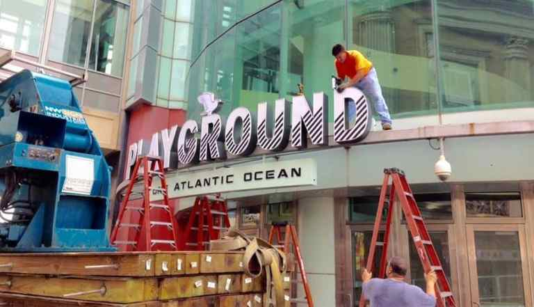 Blatstein Defends Slow Grow Playground on Atlantic City Boardwalk