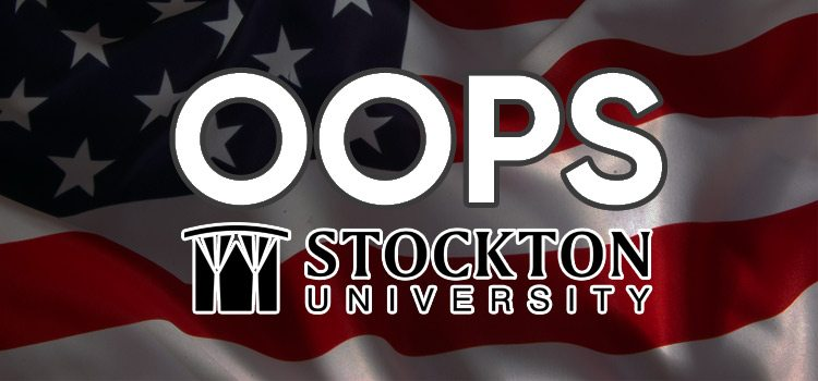 Oops. Stockton Forgets to Display Flag at Veterans Day Concert