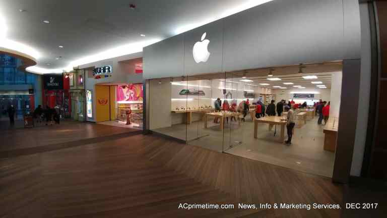 Atlantic City Can't Support Apple Store. Is Revival Real?
