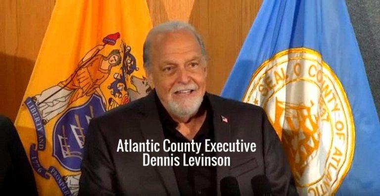 Radio Host Rips Atlantic County Exec Levinson over Weak COVID-19 Leadership