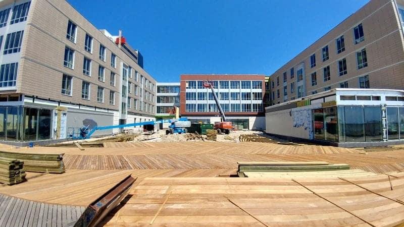 Stockton Atlantic City Boardwalk Campus