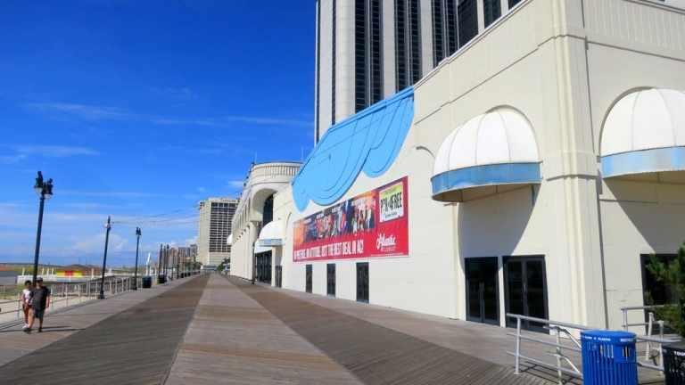 Stockton No Longer Interested in Former Atlantic Club Casino on Atlantic City Boardwalk.