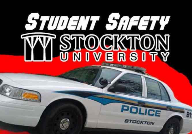 Stockton Atlantic City Safety Crime Alex Marino