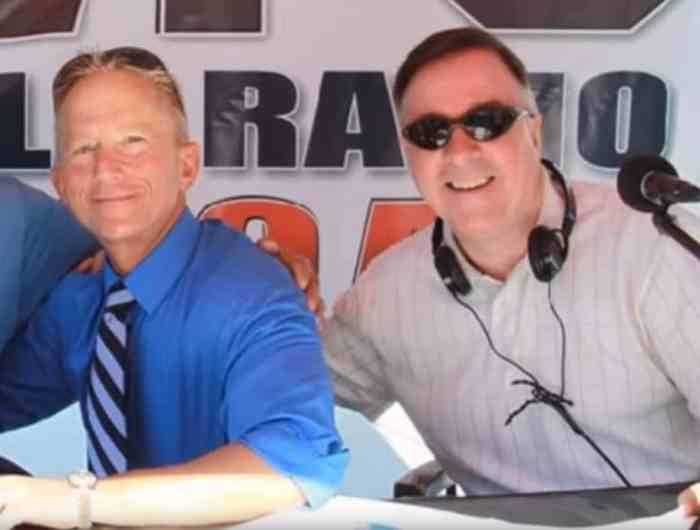 Jeff Van Drew Harry Hurley RINO WPG Radio