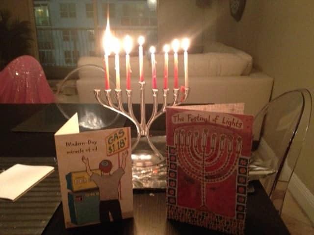 Jewish Hanukkah Gave Hope To Christians