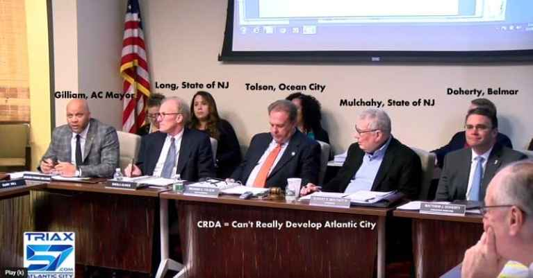 Crazy CRDA Rules for Tourism District Property Owners