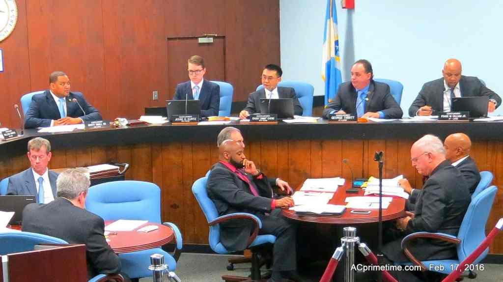 Jesse Kurtz Atlantic City Council