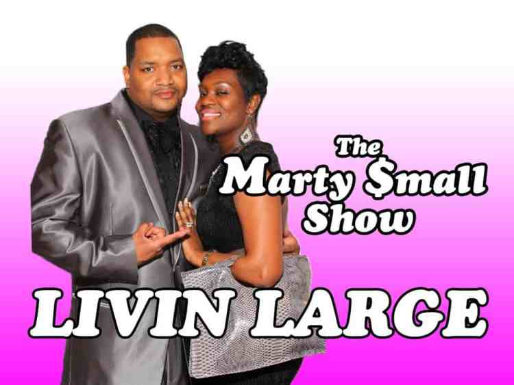 marty small laquetta