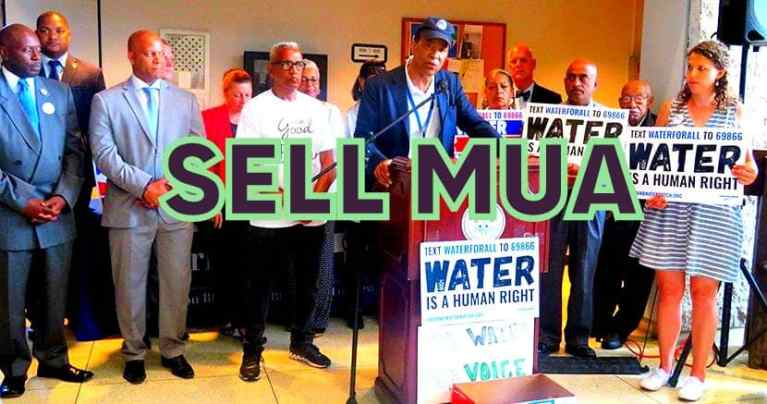 Corruption & Discrimination? Mayor Small, MUA & Atlantic City Water Company.