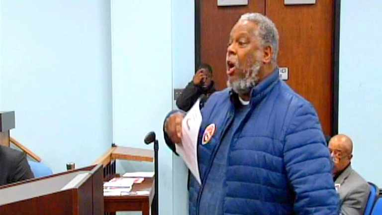 Callaway Calls NJ Governor Murphy Vicious Liar, Racist.