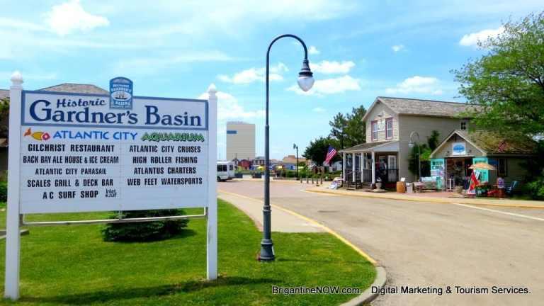 The Story of Gardner's Basin, Atlantic City