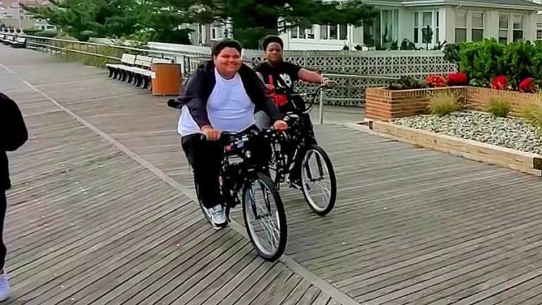 Dangerous, Motorized Bikes Becoming Bigger Problem on Atlantic City Boardwalk.