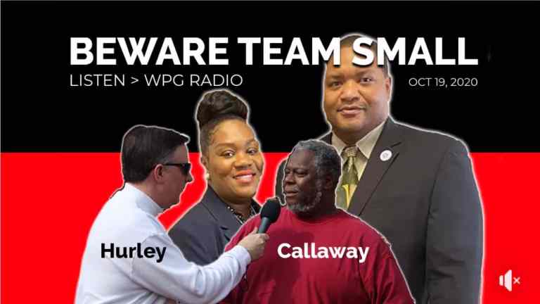 Callaway Points Finger at Marty & LaQuetta Small Over Child Abuse Scandal.