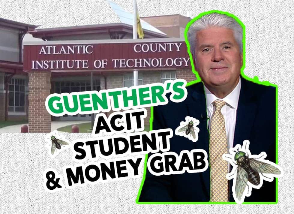 ACIT School Superintendent Phil Guenther brigantine