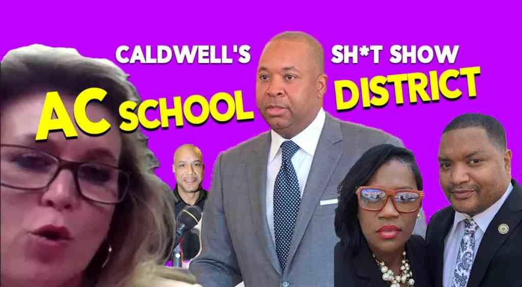 Atlantic City schools barry caldwell marty small