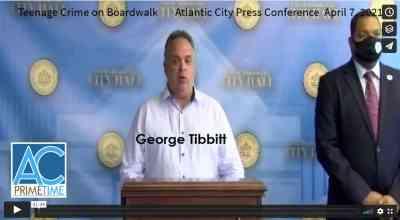 George Tibbitt Atlantic City