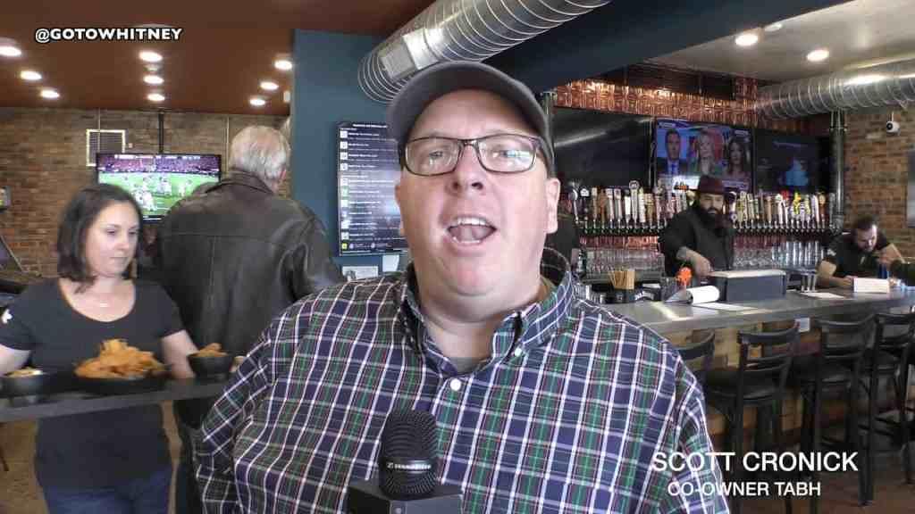 Scott Cronick WOND Press of Atlantic City WOKE journalist