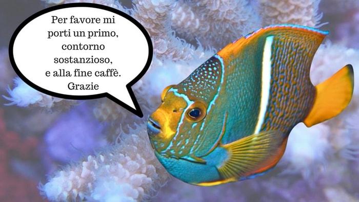 5 fattori che portano a deficit dietetici nei pesci marini