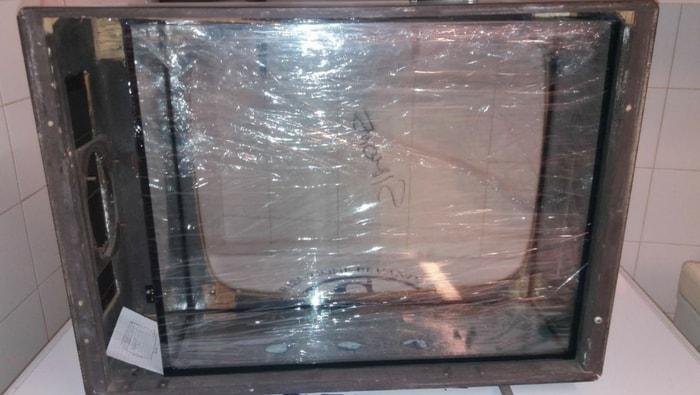 vetro acquario tv