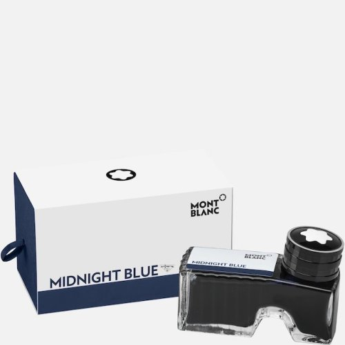 Boccetta d'inchiostro Midnight Blue (Blu)