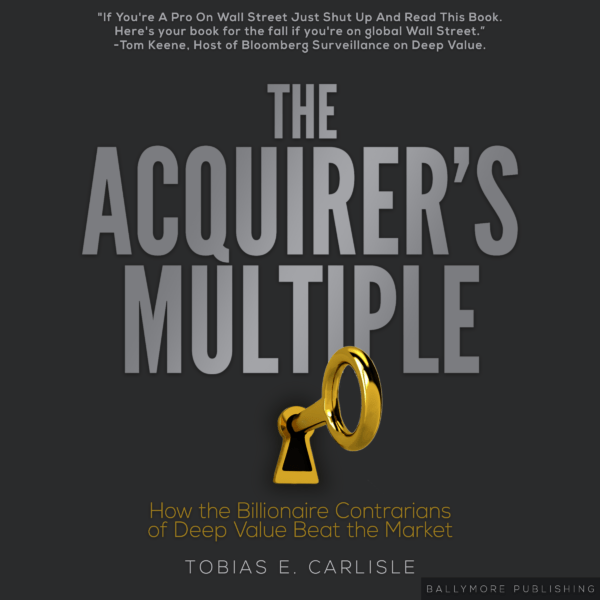 Acquirer's Multiple Value Cover