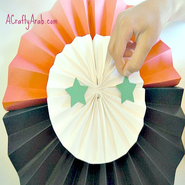 A Crafty Arab Syrian Pinwheel Flag Tutorial