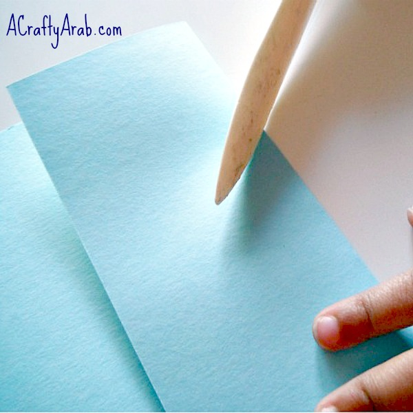A Crafty Arab Twisted Paper Box Tutorial