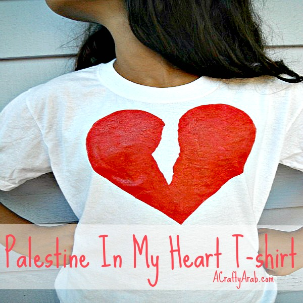 ACraftyArab Palestine is in my Heart