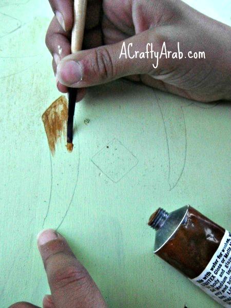 ACraftyArab Arabic Numbers Toss6