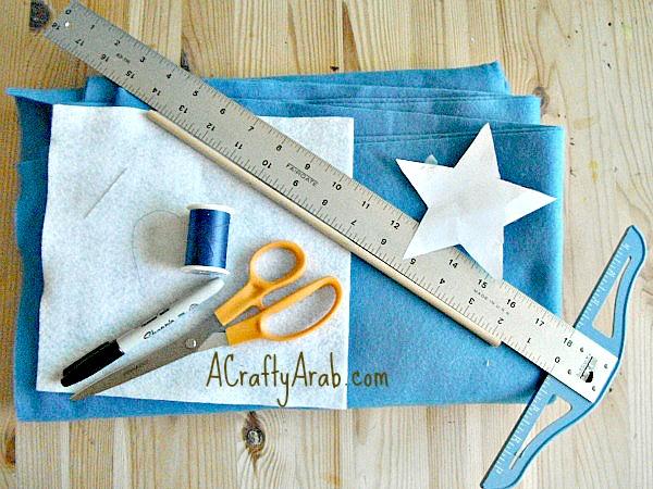 ACraftyArab Somali Flag Pennant1