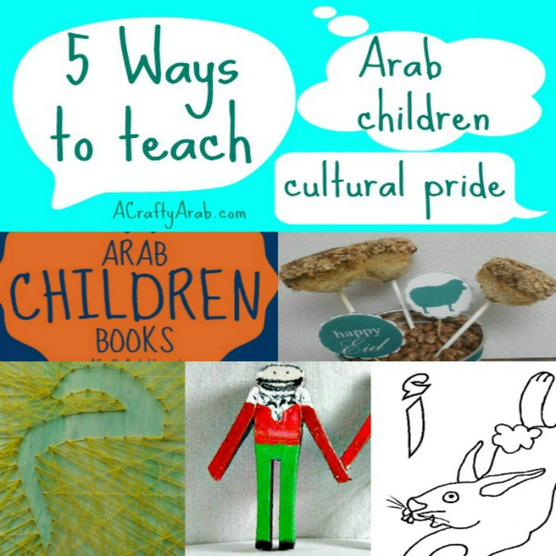 5 ways to teach Arab children cultural pride