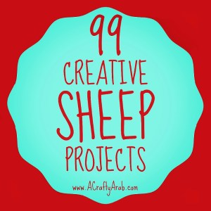 99 Creative sheep projects Arabic crafts